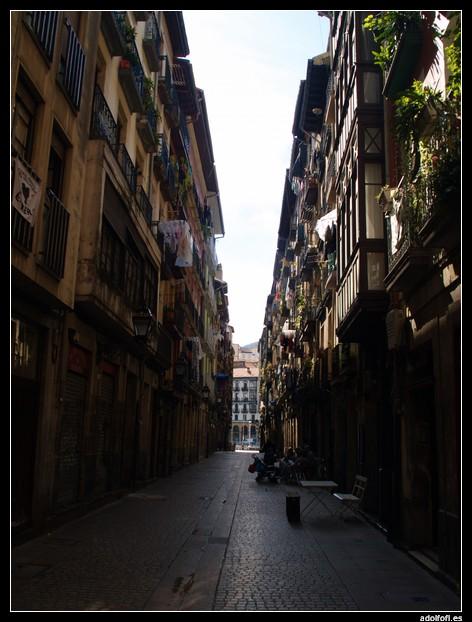 Callejon de Bilbao